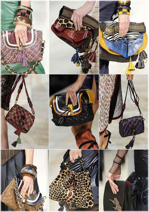 Marc Jacobs spring/summer 2009 handbags collection