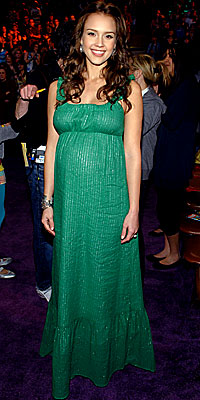 Alba green dress