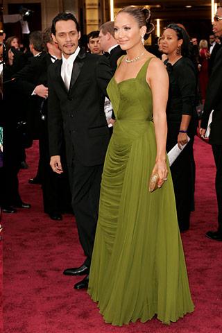 J Lo Versace dress