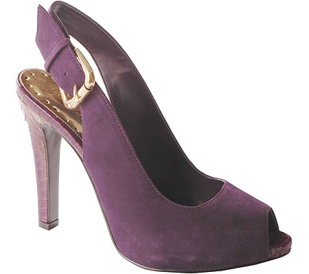purple open-toe