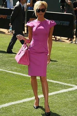 victoria beckham 2007