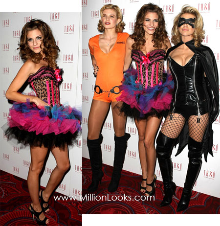 annalynne mccord halloween costume 2009