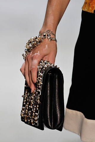 Giambattista Valli jewelry trends spring 2010