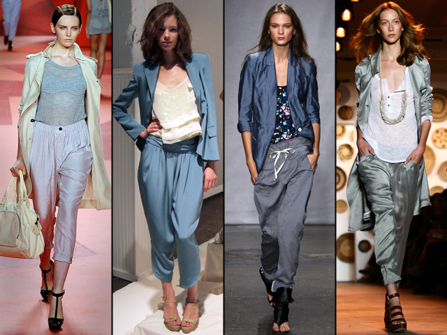 top 10 trends spring 2010 all about fashion trends