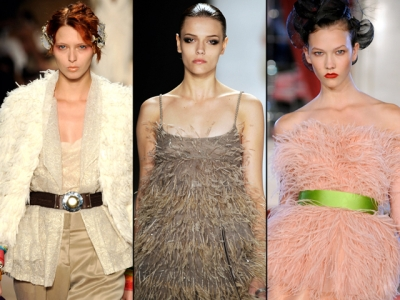 Top Fashion Trends Spring Summer 2010