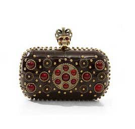 Alexander McQueen Fall 2010 clutches line