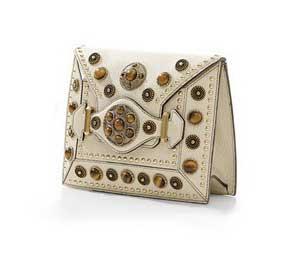 Alexander McQueen Fall 2010 handbags collection