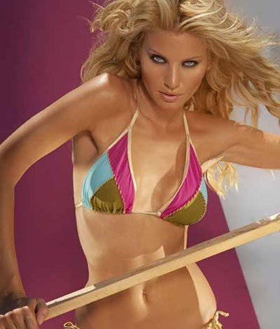 Beach Blanket Bombshell spring-summer 2010 swimwear collection