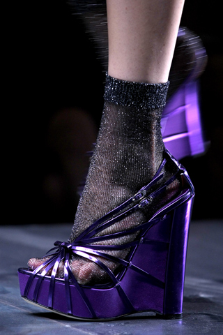 Christian Dior wedges summer  2010