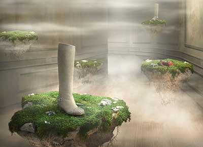 Christian Louboutin fall 2010 ad campaign
