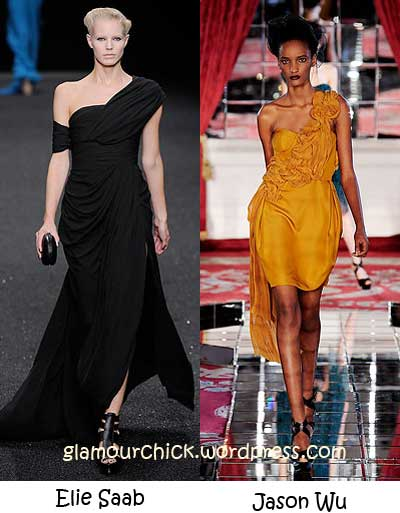 dress trends spring/summer 2010