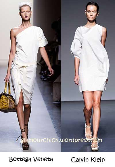 dresses trend spring-summer 2010