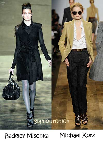 2010 Fall Fashion Week on Fall 2010 Fashion Trend     Dramatic Shoulders And Strict Lines   All