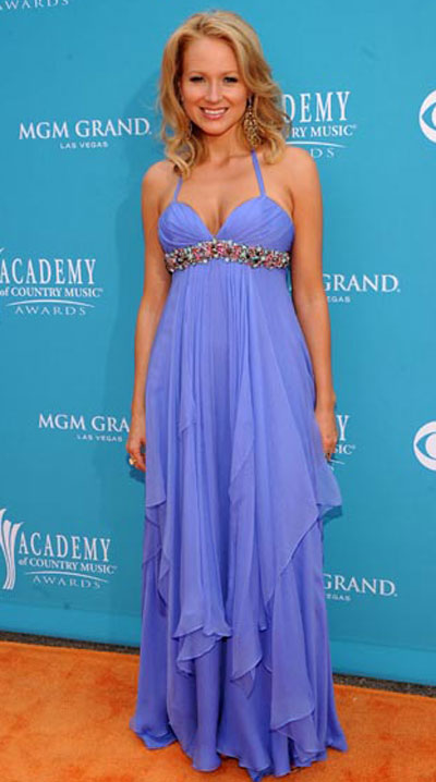Jewel academy of country music awards 2010