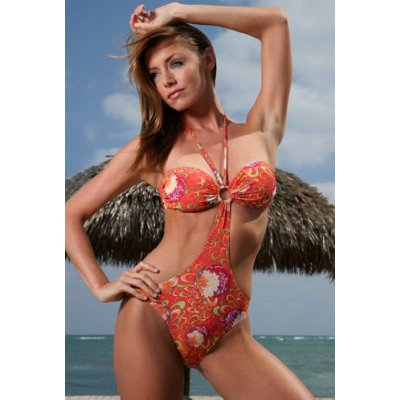 Lifestyles Direct Tan through Monokini Art Nouveau