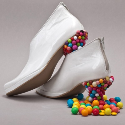 Lolice shoes by Arnautovic Belma