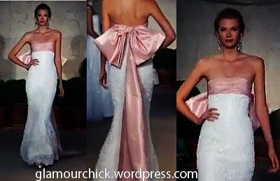 Oscar de la Renta Bridal Fashion Spring 2011