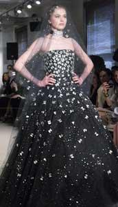 Oscar de la Renta Bridal line Spring 2011