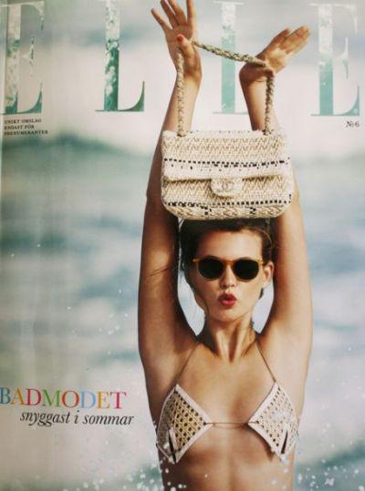 Worldwide Elle magazine covers June 2010