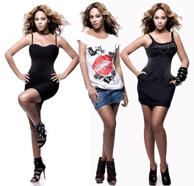 beyonce dereon c and a collection campaign