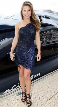 Elsa Pataky Cannes 2010