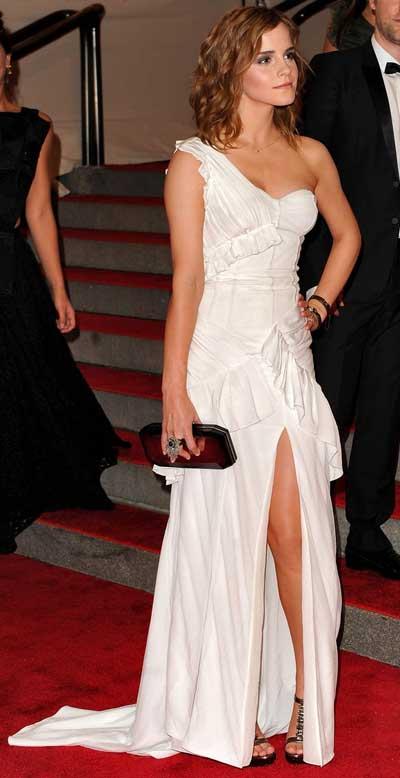 emma watson met ball 2010