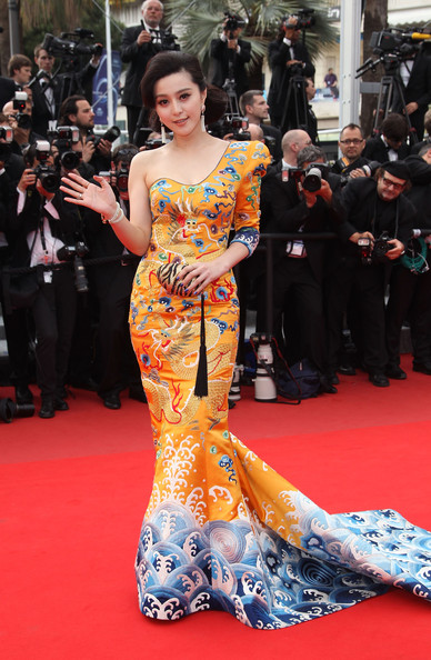 Fan Bing Bing Cannes 2010