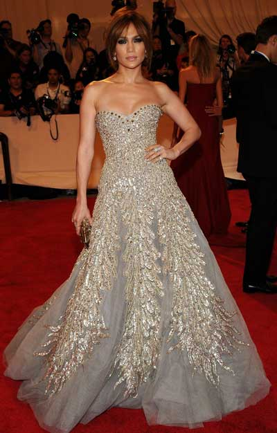 jennifer lopez met ball 2010