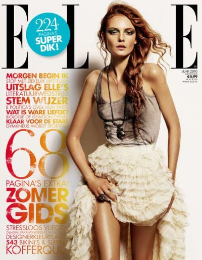 Nimue Dutch Elle June 2010