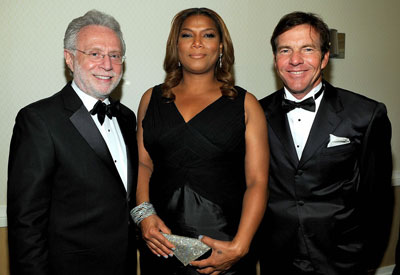 queen latifah at White House Correspondents Dinner‎ 2010