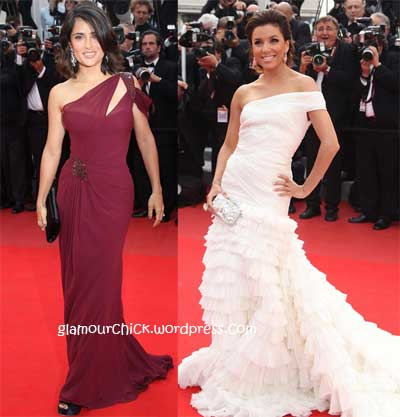 salma hayek movies 2010. salma hayek and eva longoria