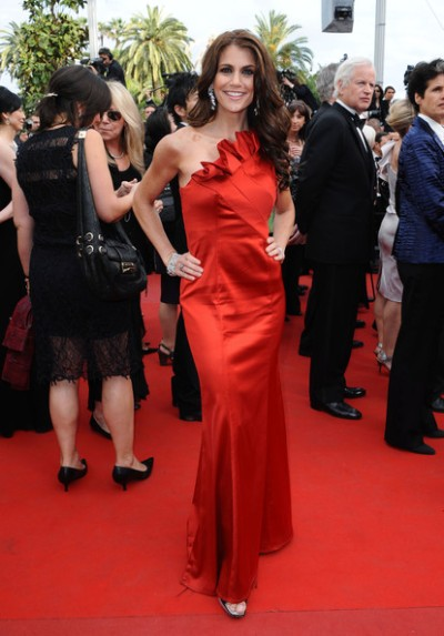 Samantha Harris cannes 2010