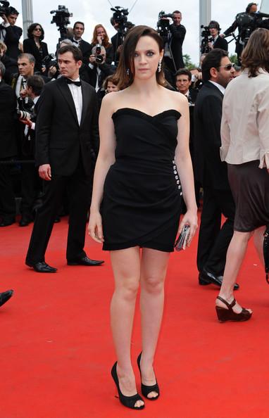 Sarah Forestier Cannes Film Festival 2010