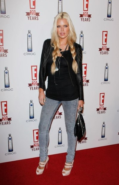 Sophie Monk in Bettina Liano Jeans