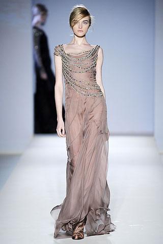 Alberta Ferretti fall 2010 fashion trends