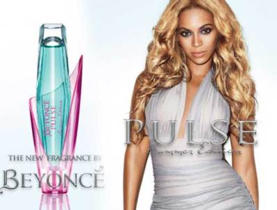 New Summer scent by Beyonce 2012